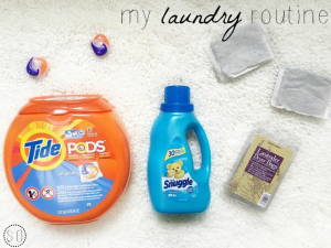 my-laundry-routine
